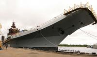 インド艦隊、訪問先ウラジオストクから出港