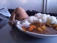 焼津スペシャルフォース、お昼ごはん中♪