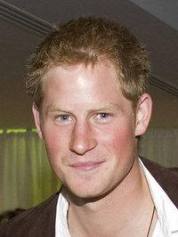 英ヘンリー王子、米国でロマンス(^o^;)