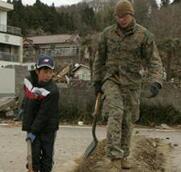 報道特別番組 米海兵隊員と日本人少年の物語
