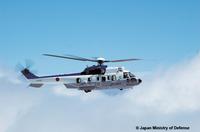 被災した陸自特別輸送ヘリコプター1機を更新