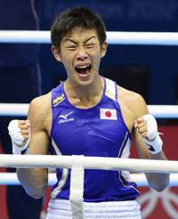 【自衛官】男子バンタム級清水選手、メダル確定