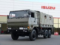 経済情報誌が伝える自衛隊トラックのスゴさ(o゜◇゜)ゝ