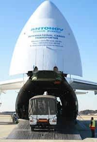 陸自、民間輸送機チャーターで南スーダンへ