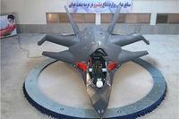 クイズです。どこの国の新型戦闘機でしょうか?(^-^;