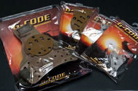 G-CODEのレッグパネルやアダプター類を買った!