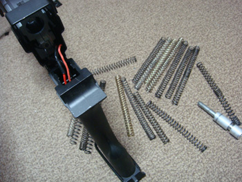 Minimi M249 A&K