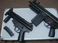 納品 Magnus G3&MP5K
