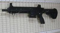 VFC HK416D ハイサイクル