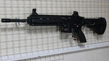 次世代 HK416D