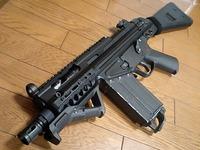 猛禽類と変態銃「MC51Ks」