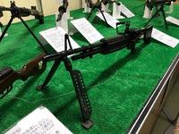 ナム戦タイプのM60 (土浦駐屯地武器学校)