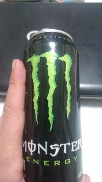 モンスターエナジーのレア缶