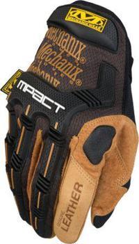 人気です!Mechanix Wear(メカニクス)Leather M-Pact Glove