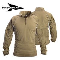 真夏の特価!FirstSpear(ファーストスピア) The Asset, Technical Field Shirt