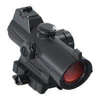 Bushnell Incinerate Red Dot