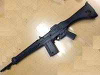 新型、64式小銃型ラバー製模擬銃