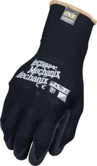 Mechanix Wear(メカニクスウエア)Knit Nitrile Glove BLACK