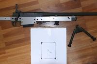 ✠ K.T.W. L96A1 ✠ ① / 骨格形態での射撃