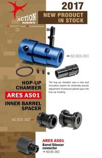 ActionArmy ARES AR-AS01 AMOEBA AS01スナイパーライフル/カスタムパーツ
