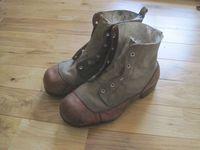 九六式 防寒編上靴