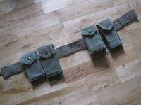 M1961 ピストルベルト&マガジンポーチ