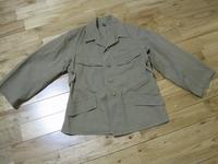 日本軍 昭和十七年制定防暑衣