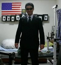 ピーターのスーツ