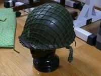 M1スチールヘルメット