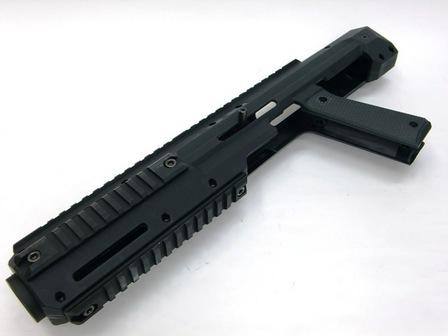 Carbine Conversion Kit For 1911 Carbine Conversion Kit bk