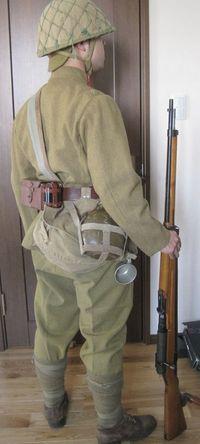 弾薬盒の装着方的なアレ
