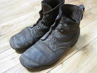 昭五式編上靴