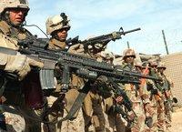 漢のバトルライフル M16A4