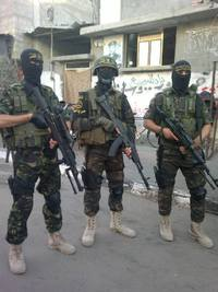 パレスチナTactical Vest(タクティカルベスト)