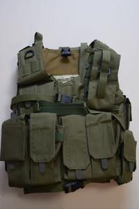 タクティカルベストTactical Vest【イスラエル製】OD