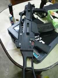 WE G39C(G36C) ガスブロ