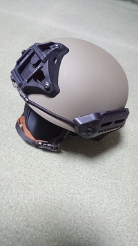 TMC製 MTEK FLUX BALLISTICヘルメット レ・・・
