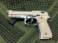 M9A3風ハンドガン