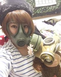 ガスマスク☆ソ連GP-5