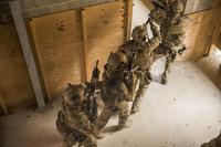 米陸軍第10特殊部隊群第1大隊メンバ