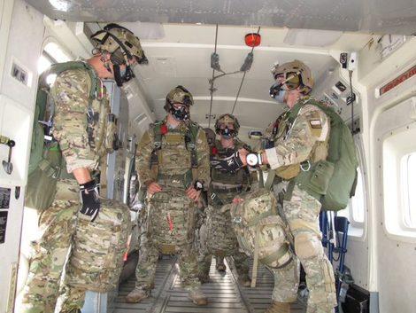 自衛隊実物装備ATSTACTICAL