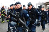 フランス警察RAID