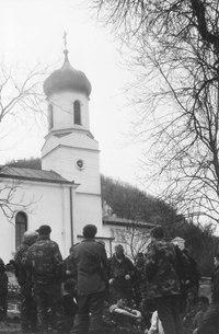 セルビア軍装基本のキ!追補(一)外国人義勇兵の軍装
