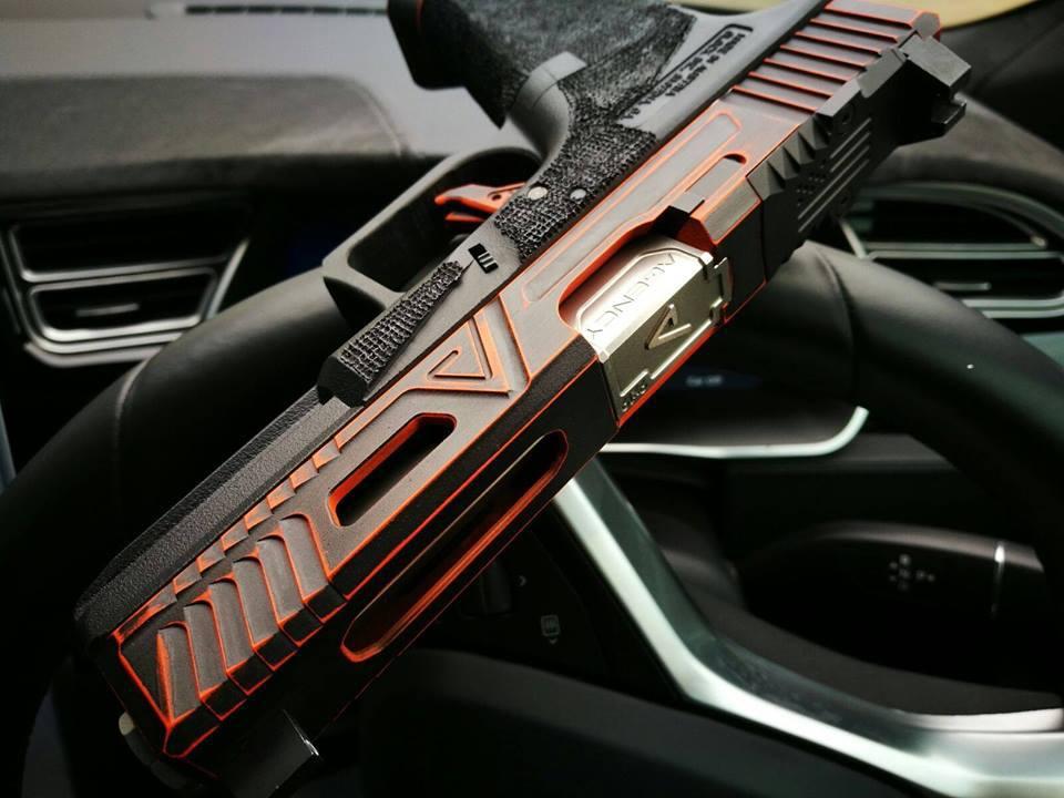 RWA Agency Arms .