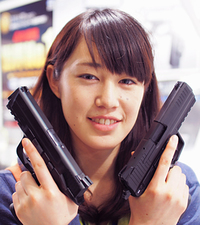 新製品目白押し!! 女子大生「マユちゃん」と行く 第 53 回静岡ホビーショー