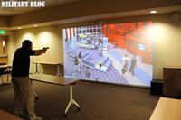 アメリカにおける警察用射撃訓練シミュレーターの実際