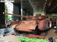 ガールズ&パンツァー Ⅳ号戦車日本上陸作戦です!