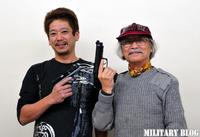 ショットショージャパン 2013 冬の部、恒例の搬入日速報!