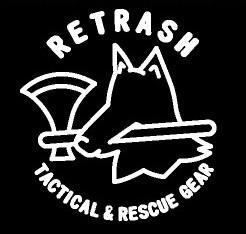 RETRASHロゴ