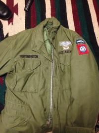 M65フィールドジャケット 1stタイプ